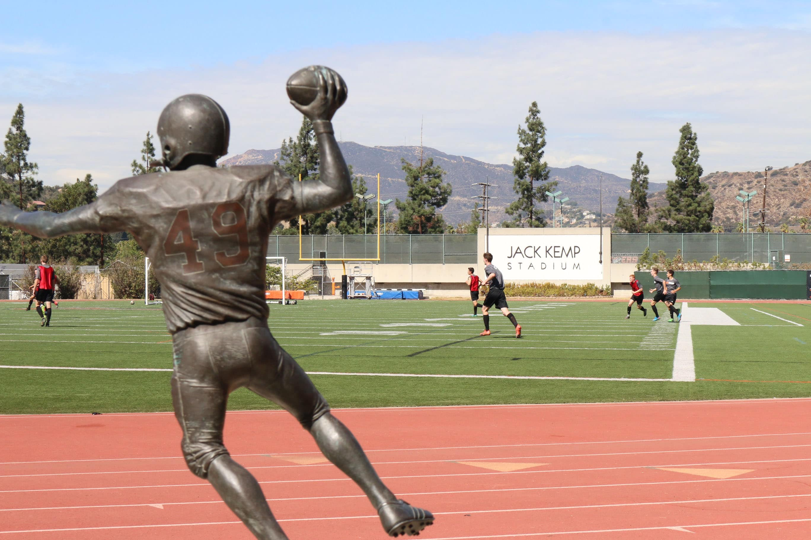 Oxy Football To Return For 2018 Season The Occidental