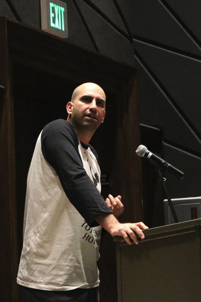 Salaita Speaks On Israel Palestine Generates Student Dialogue The